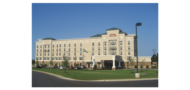 Hampton Inn & Suites – Dobson, NC