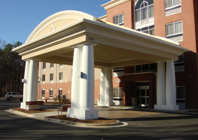 HolidayInnExpress&Suites - Raleigh, NC