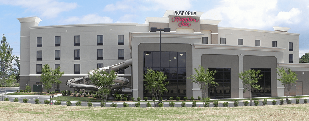 Hampton Inn – Bermuda Run, NC