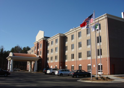 Holiday Inn Express & Suites – Raleigh, NC