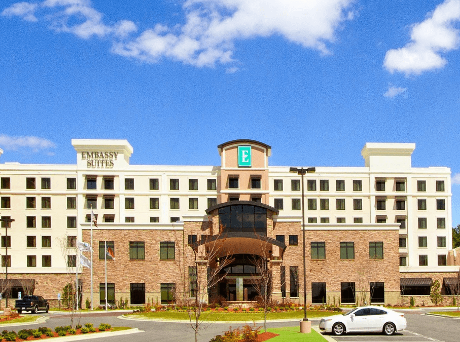 Embassy Suites – Fayetteville, NC