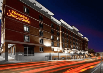 Hampton Inn & Suites – Downtown Raleigh, NC