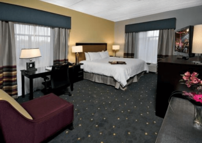 Hampton Inn - Downtown Raleigh